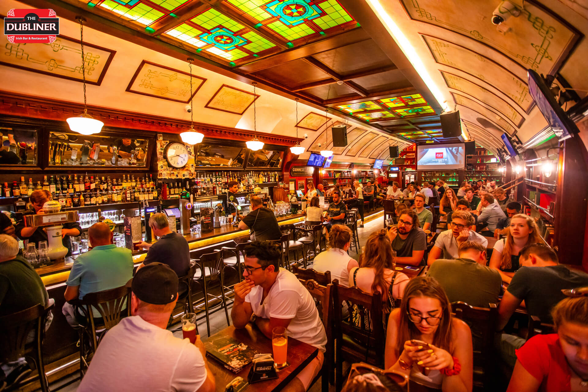 Gallery 022 | The Dubliner Prague Irish Bar