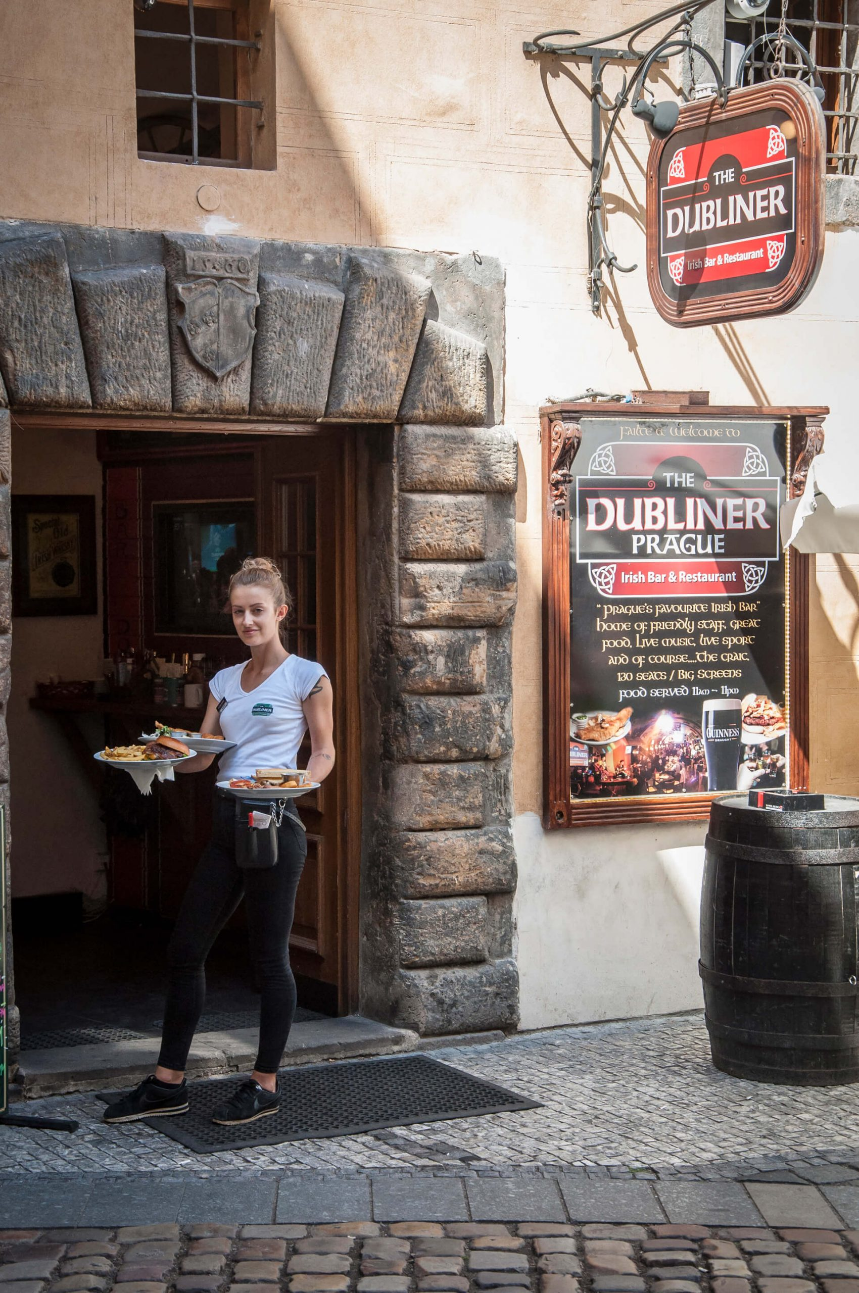 Gallery 045 | The Dubliner Prague Irish Bar