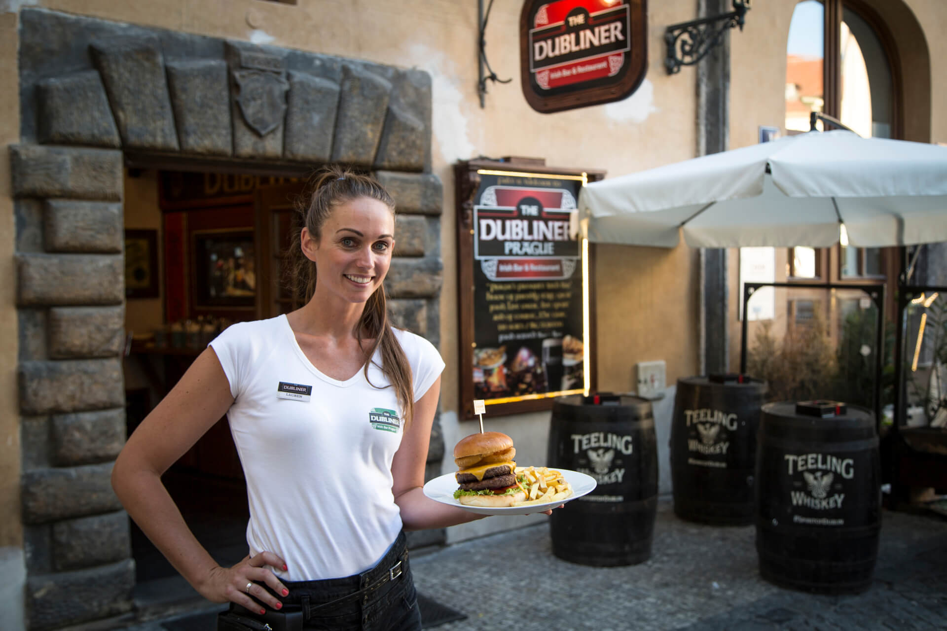 Gallery 131 | The Dubliner Prague Irish Bar