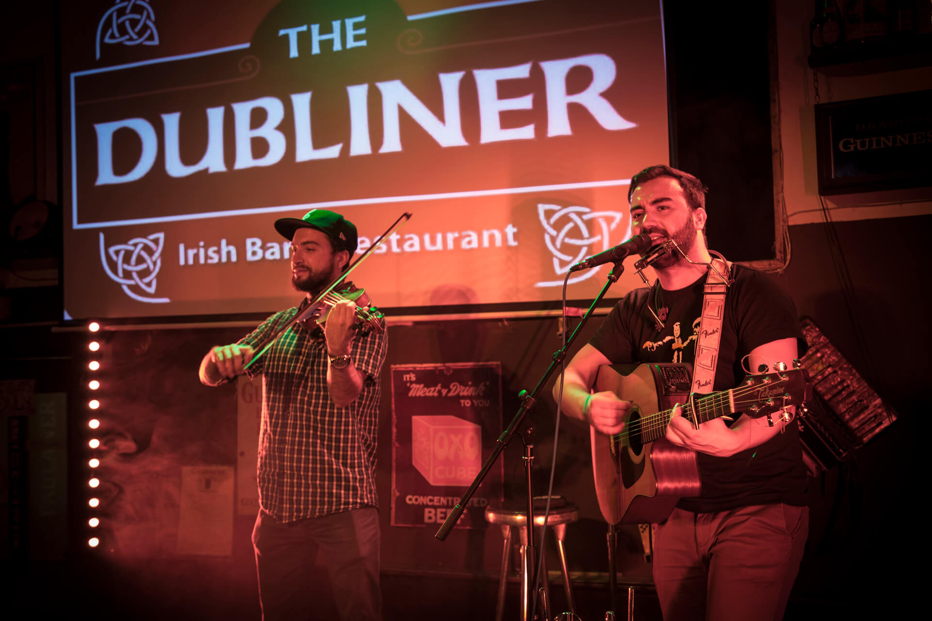Elias | The Dubliner Prague Irish Bar