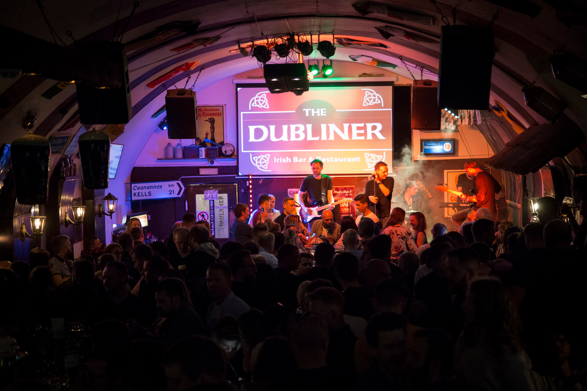 Replay | The Dubliner Prague Irish Bar